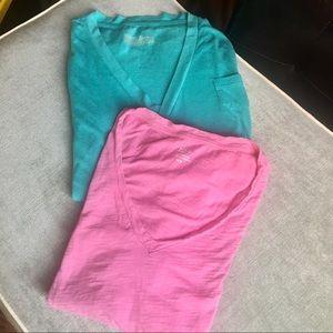 Joe Fresh & Mossimo Women's Bright Colored Tees